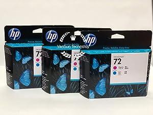 New Original PrintHead C9383A for HP 72 DesignJet T1100 T1120 T1120ps T1200