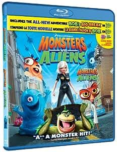 Monsters Vs. Aliens [Blu-ray] (Bilingual)