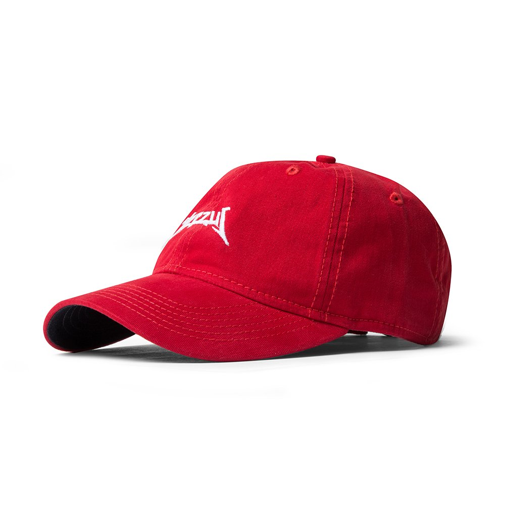 33c14b78bea AA Apparel Yeezus Tour Glastonbury Dad Hat Kanye West Yeezy (Red)   Amazon.in  Clothing   Accessories