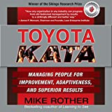 #4: Toyota Kata: Managing People for Improvement, Adaptiveness and Superior Results