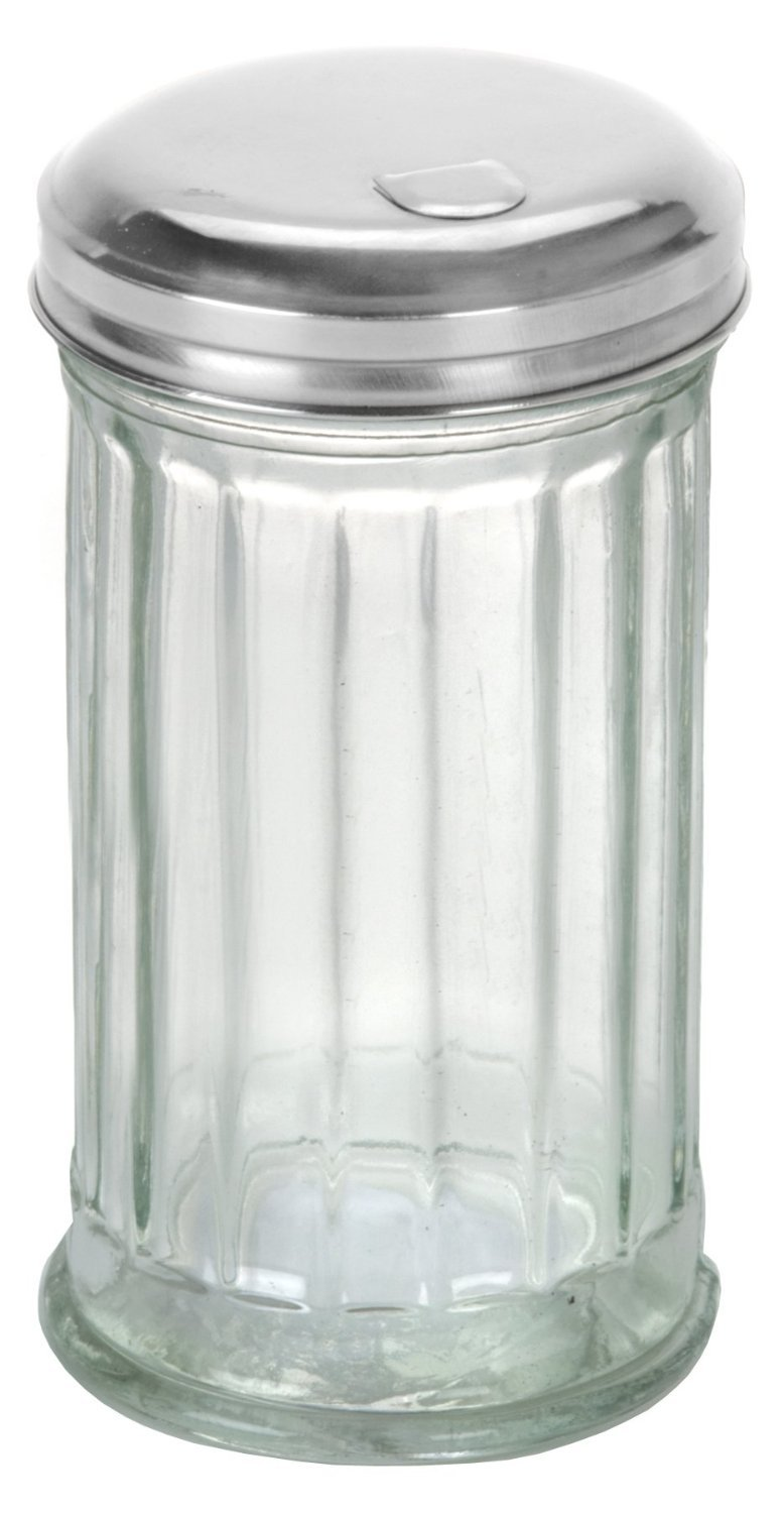 Anchor Hocking Flip Cap Glass Sugar Dispenser 12 Ounce by Anchor Hocking (Image #1)