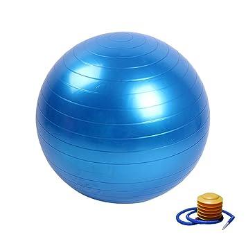 vinteky® – Balón de gimnasia antipinchazos – con bomba – 75 cm ...