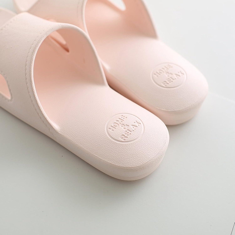 Mianshe Zapatillas de ducha o piscina antideslizantes de espuma para adultos kaki EU43-44 BLA97X