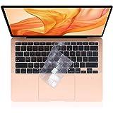 EooCoo Cubierta del Teclado Compatible para 2020 MacBook Air 13 Pulgadas A2337 A2179 con Pantalla Retina y Touch ID…