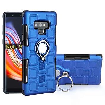 FeiNianJSh para Samsung Galaxy Note 9 Personalized Armor Dual Layer 2 en 1 Estuche Protector con