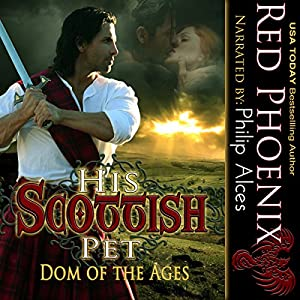 His Scottish Pet Audiobook