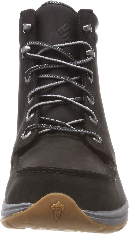 Columbia Herren Bangor-Boot, Omni-Heat Schneestiefel, braun Schwarz Grau Ti Grey Steel 0oif8