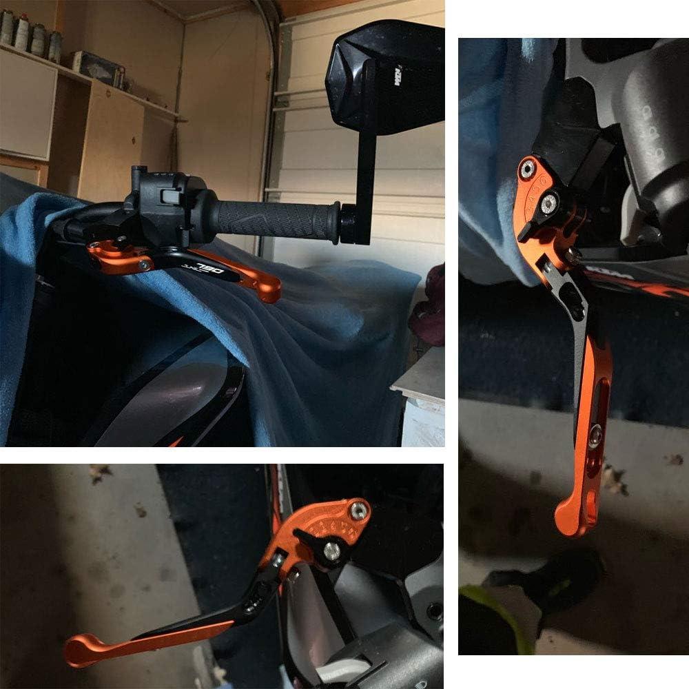 790 Duke Fluido de Freno Delantero Dep/ósito de Combustible Tanque para K-T-M Duke 790 DUKE790 790 Duke 2018 2019 Naranja