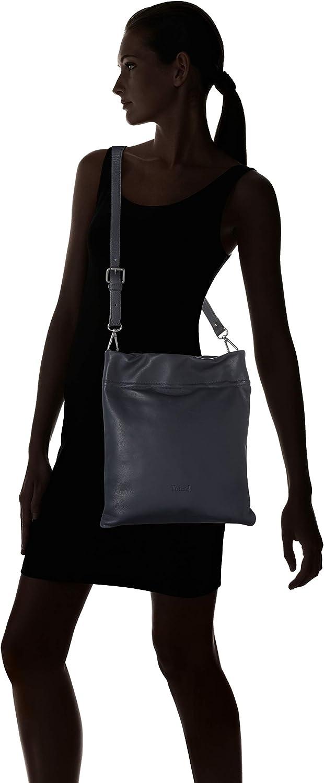 Think! Ledertasche_3-000130 - Shopper Mujer 8000 Azul Marino. NsEbCGAZ