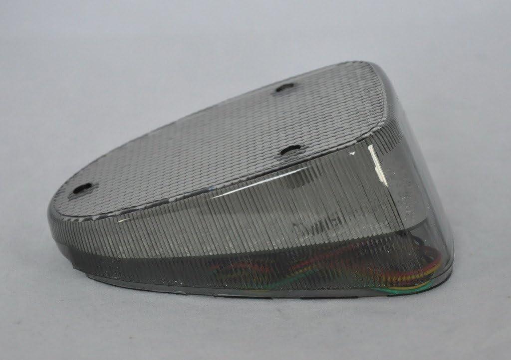 Smoked Taillight Brake Rear Light Lens Only For Yamaha 99-03 Road Star 96-08 Royal Star 98-08 Vstar CLASSIC
