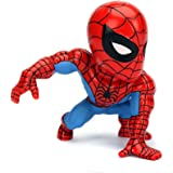 JADA Metals 4 inch Marvel Spiderman Figure