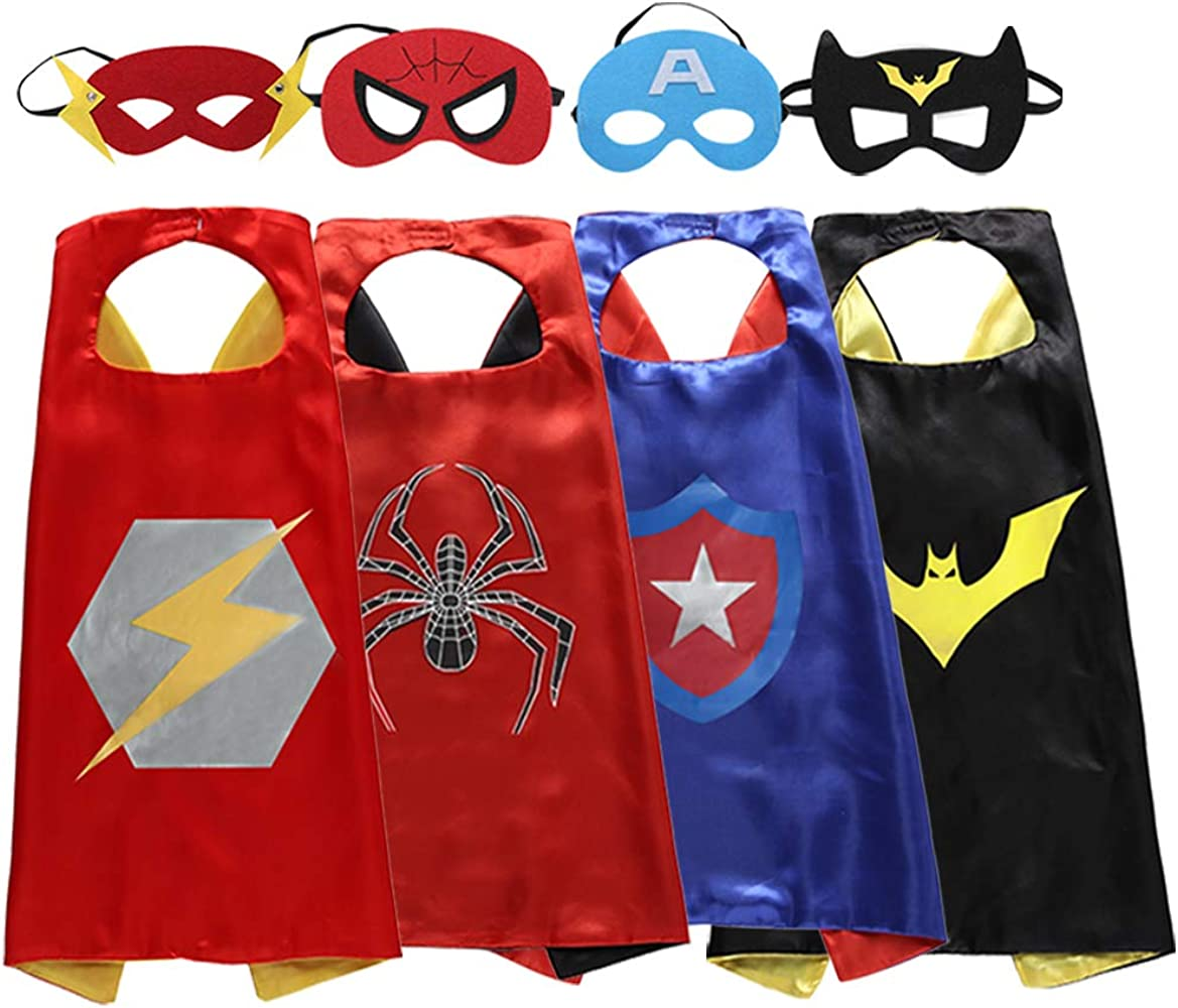 Kid/'s capes and masks