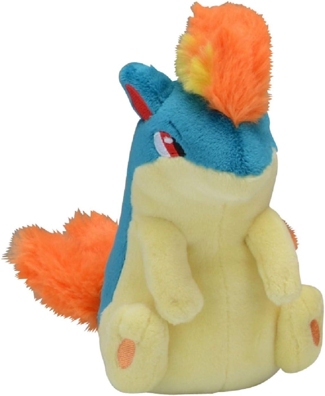 Pokemon center original Plush Stuffed Doll Cyndaquil