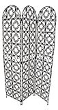 Moroccan Room Divider Screen Wrough Iron Metal Separated Separation Partition Large