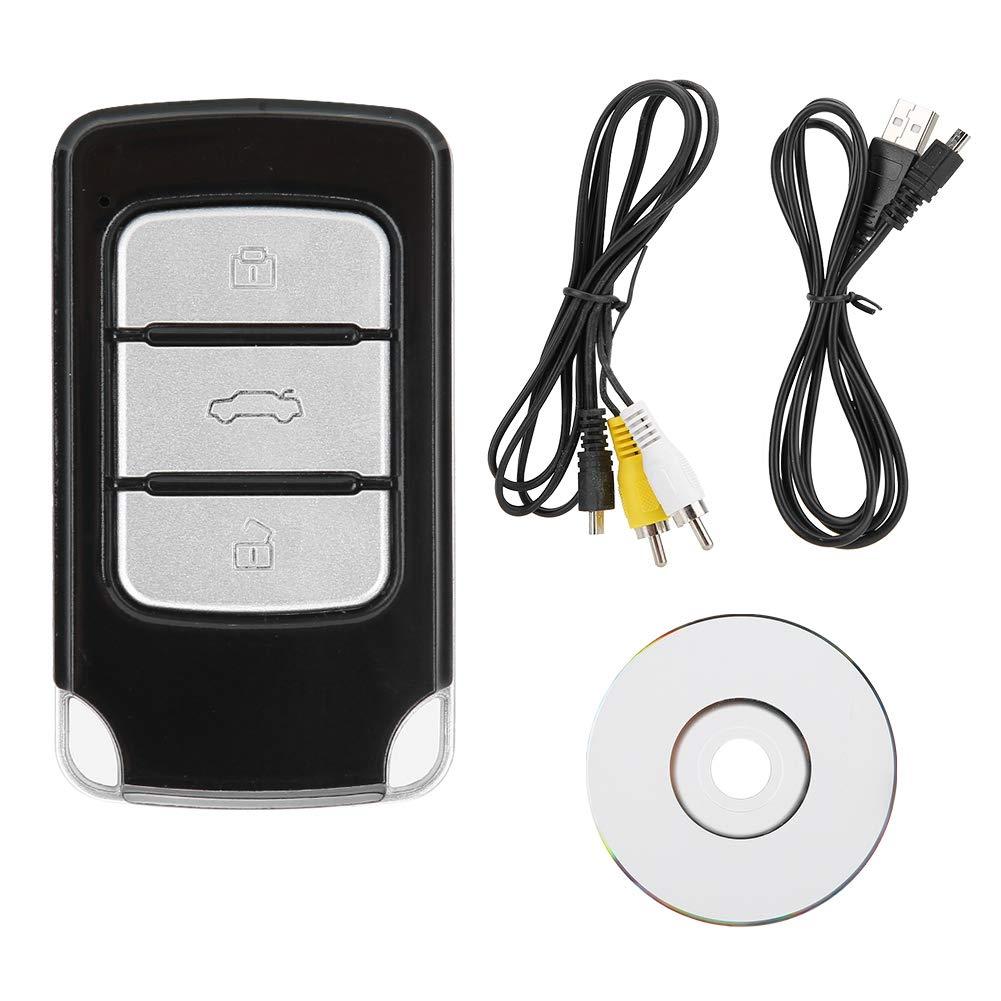 Spy Hidden Camera 1080P Mini Car Keyfob Telecamera DV Videoregistratore di sicurezza DVR con funzione di illuminazione