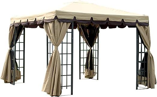 Tonnelle de réception tente de jardin avec moustiquaire ...
