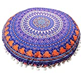 43X43 CM Pillow Case, ღ Ninasill ღ Indian