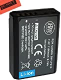 BM Premium LP-E10 Battery for Canon EOS Rebel T3, T5, T6, Kiss X50, Kiss X70, EOS 1100D, EOS 1200D, EOS 1300D Digital Camera