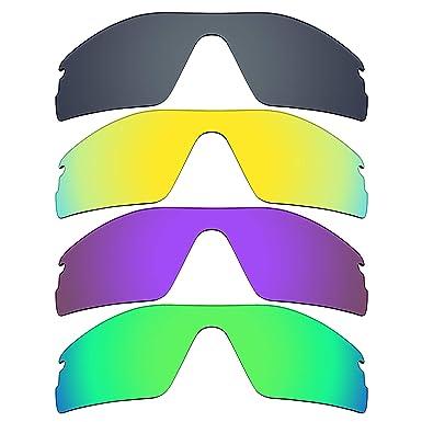 Mryok 4 pares de lentes polarizadas de repuesto para gafas de sol ...
