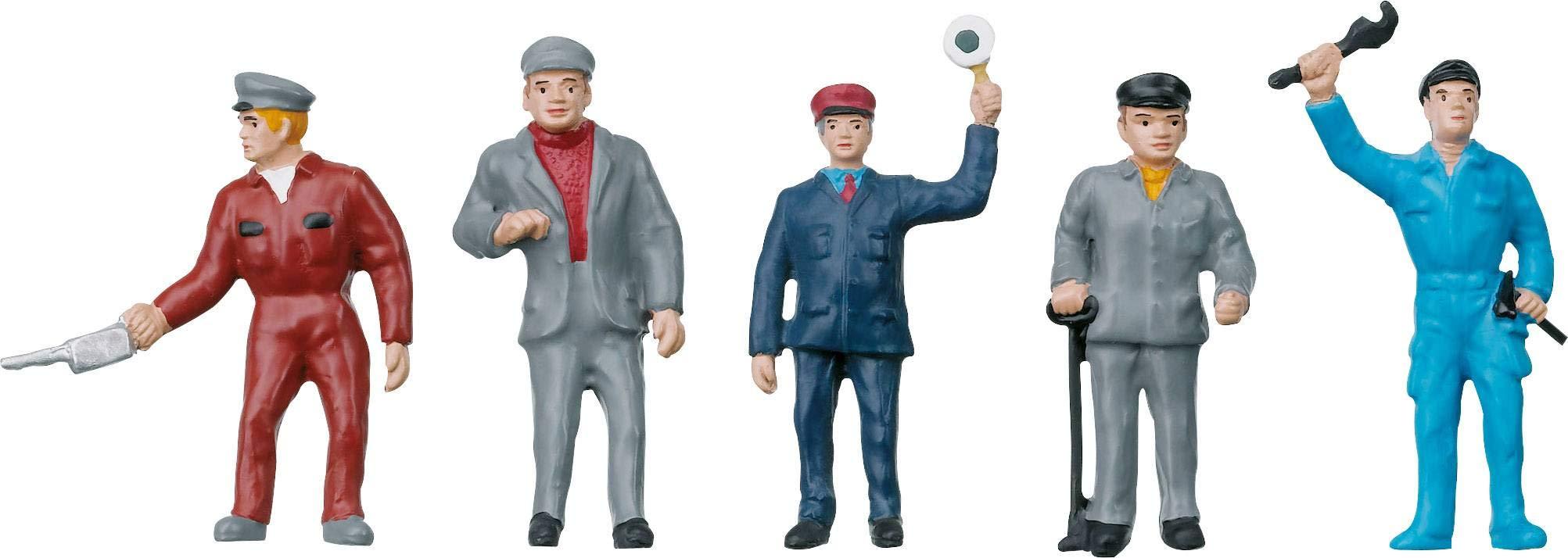 Märklin 56405 Figurine Set Multi-Coloured
