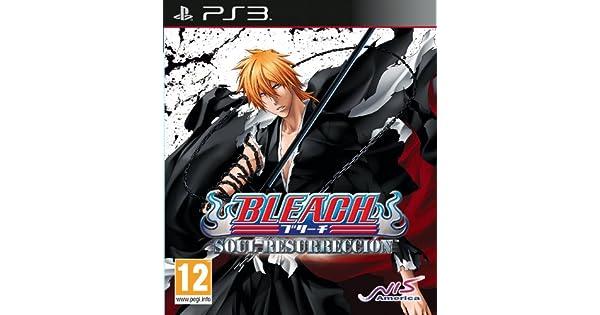 Bleach: Soul Resurreccion (PS3) [importación inglesa ...