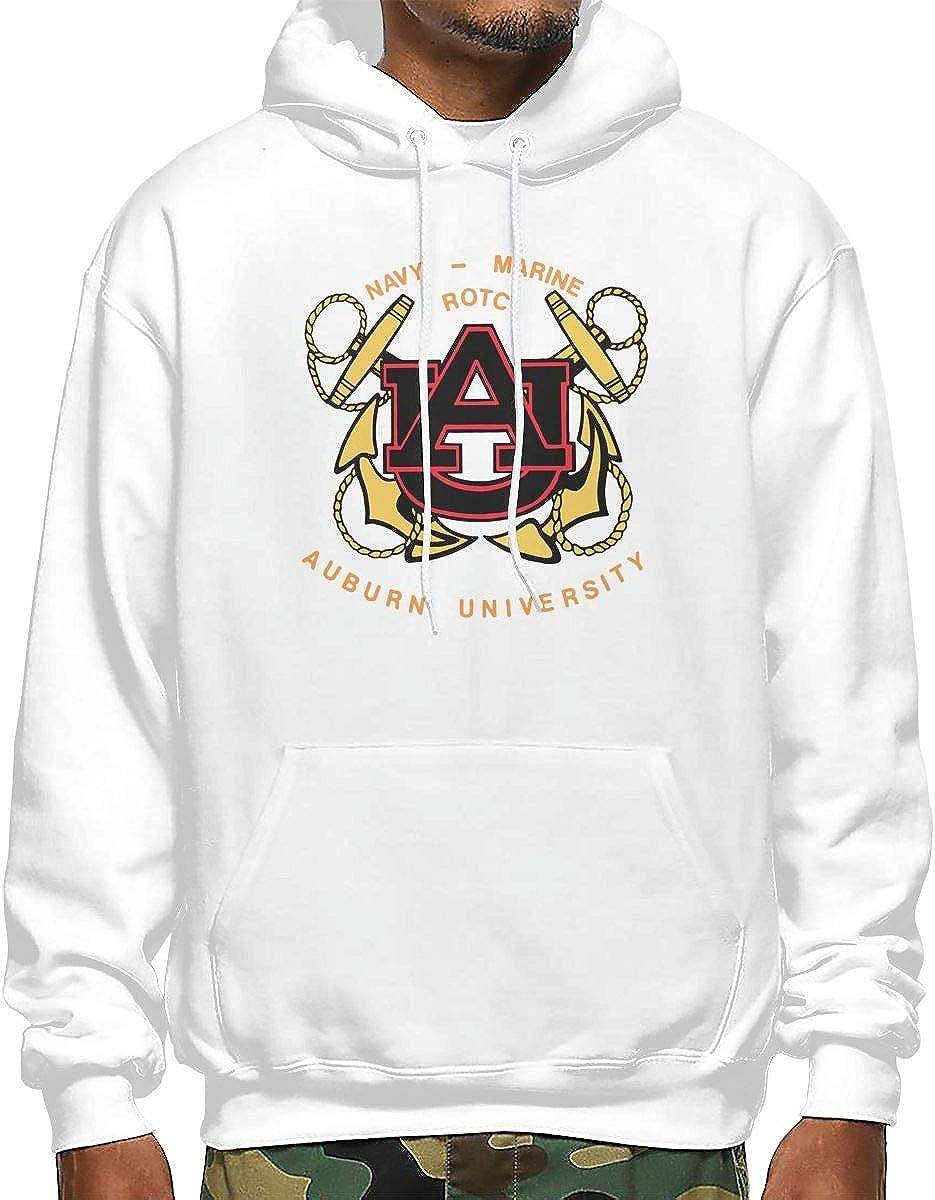 United States Navy Mens Hooded Sweatshirt