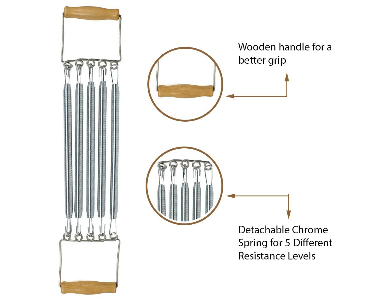 Strauss Chest Expander product image