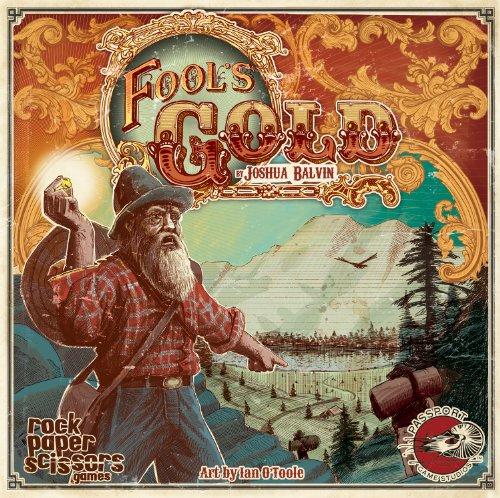 Fools Gold Board Game