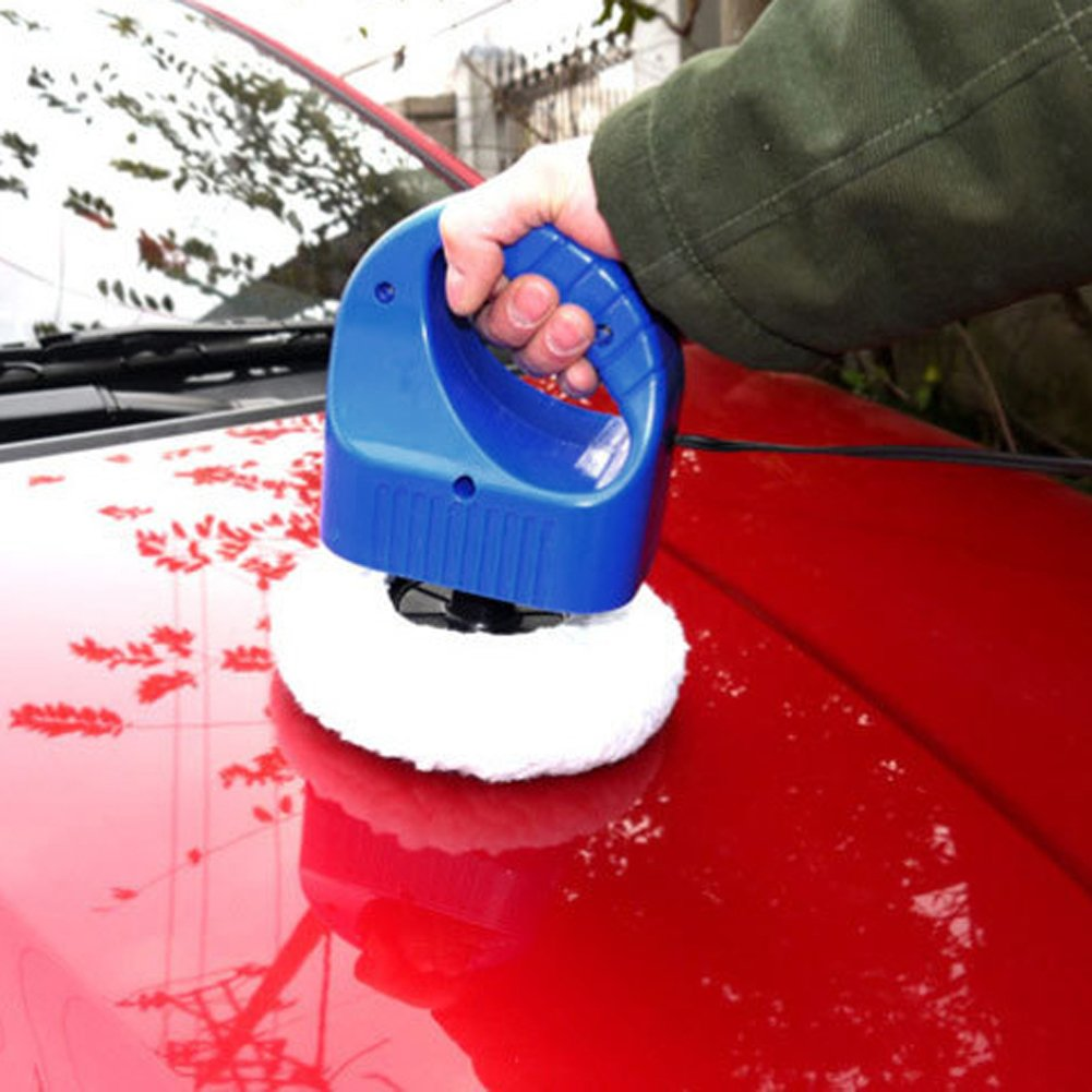 WinnerEco 12V Portable Car Auto Polisher Car Wax Polishing Machine by WinnerEco (Image #4)