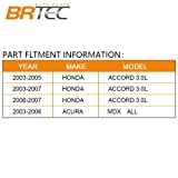 BRTEC 21-5349 Power Steering Pump for 2003 2004
