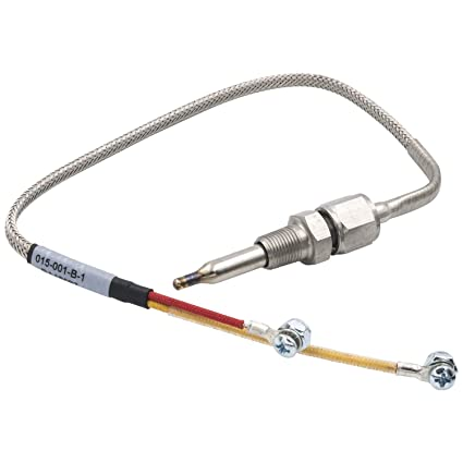 Auto Meter 5249 Pyrometer Probe Kit Type K Thermocouple