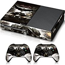 Controller Gear Batman Arkham Knight Flight - Xbox One Combo Skin Set for Console and Controller