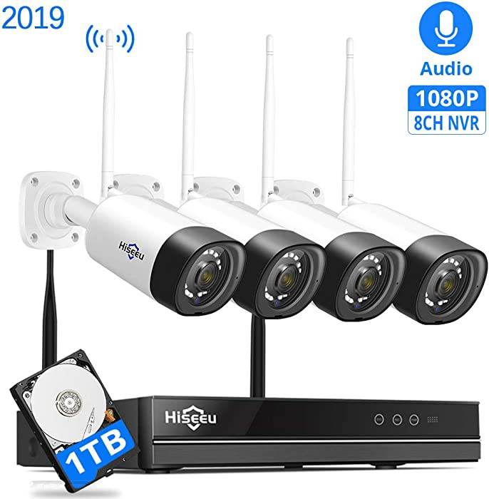Top 9 Home Security Camera System Wireless With Remote Cameras