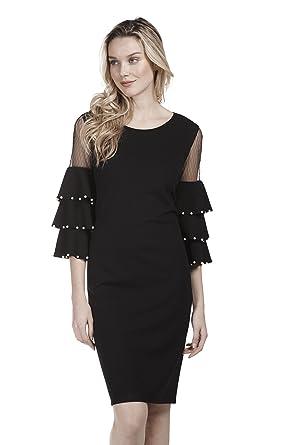 Frank Lyman Women s Dress Style 183120U Black at Amazon Women s ... 17cb78f11
