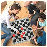 OleOletOy Super Tic Tac Toe and Giant Checkers