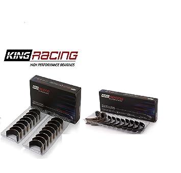 Subaru WRX EJ20 EJ25 Turbo King Race Perf Rod + principal Rodamientos W/# 5 reborde + 52 mm revistas: Amazon.es: Coche y moto