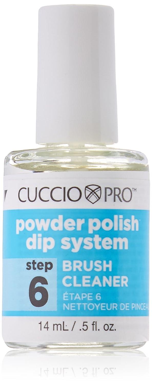 Amazon.com: Cuccio Pro Powder Polish Dip System, Step 6 Brush ...