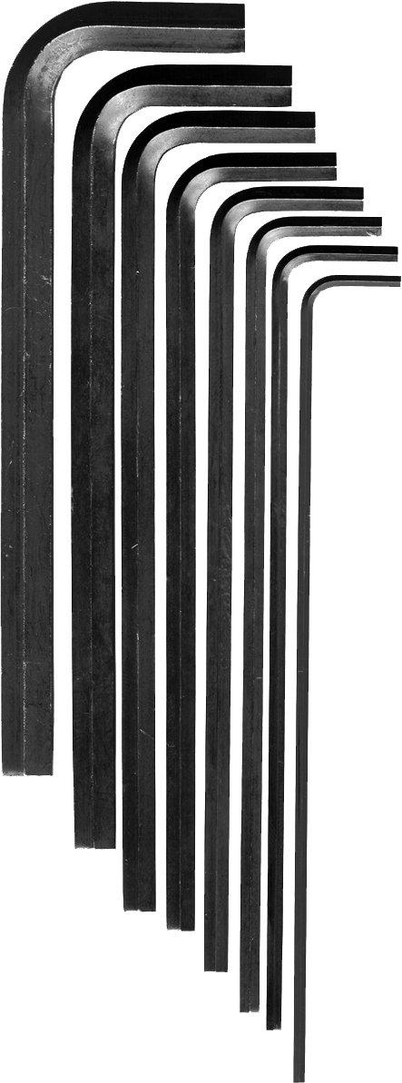 EKLIND 90100 Tamper Resistant Hex Key Set,Pieces 8