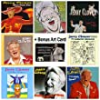 The Ultimate Jerry Clower Collector's Set - 84 Hilarious Stories on 8 CDs + Bonus Glossy Art Print!