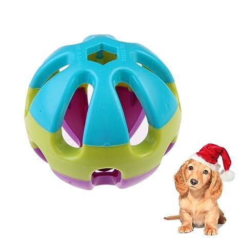 Gowind6 Juguete para Mascota, Gato, Perro, Cachorro, Cascabel ...