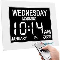 XULI Reloj Digital Calendario día y Hora
