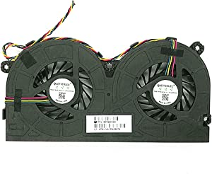 QUETTERLEE Replacement New CPU Cooling Fan for HP EliteOne All-in-One PC 800G2 800 G2 Series 807920-001 6033B0043401 Fan