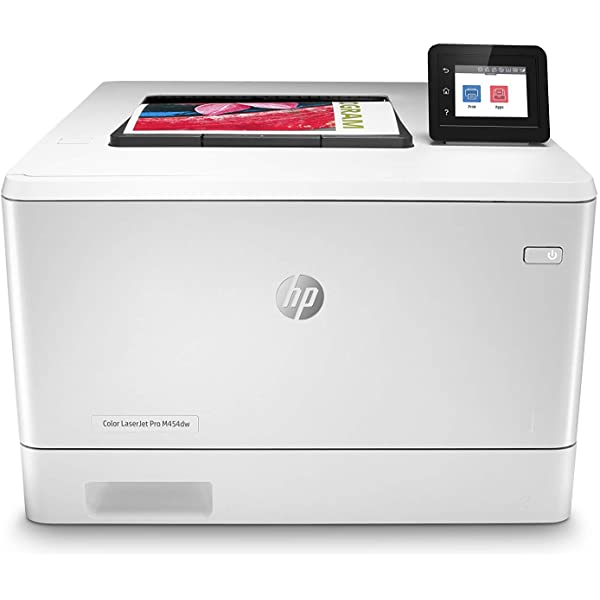Amazon.com : HP LaserJet Pro M254dw Wireless Color Laser ...
