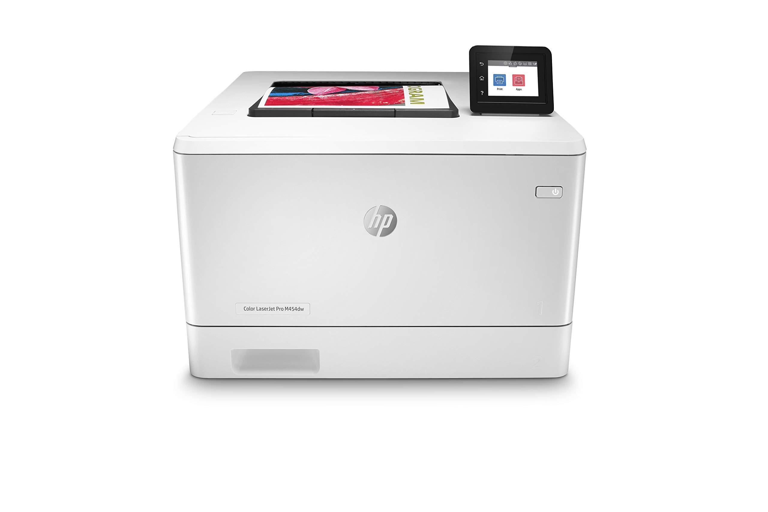 HP Color LaserJet Pro M454dw Printer (W1Y45A) by HP (Image #1)