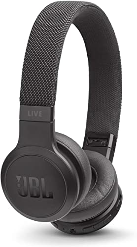 JBL LIVE 400BT - On-Ear Wireless Headphones