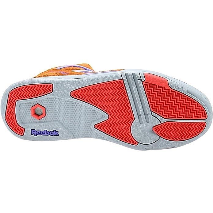 Reebok - Pump Omni Lite - V53791 - Color: Naranja - Size: 38.5 nf4YYy
