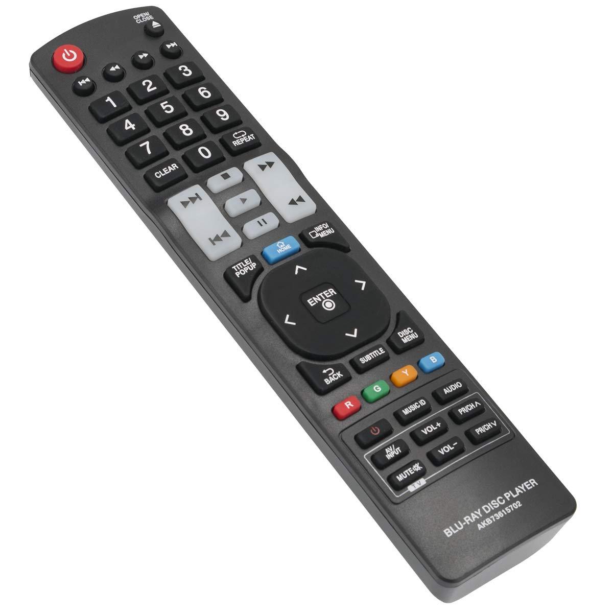 Control remoto para LG BH7420P BH7520T BP620N