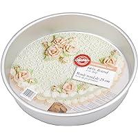 Wilton Round Cake Pan, 25.4cm, Multicolored, 2105-2207