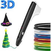 SUNLU 3D Pen,PLA Filament Refills,LCD Writing Tablet