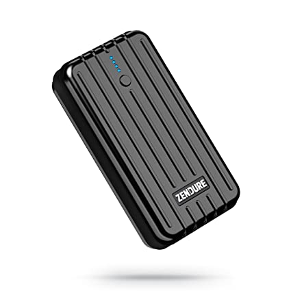 low priced d4ecd 1efd8 Zendure A2 Portable Charger 6700mAh – Ultra-Durable External Battery Power  for iPhone, Android and More, PC Advisor Winner 2014-2017, Lightweight ...